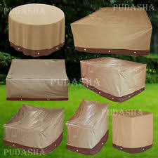 furniture outdoor covers. Waterproof Patio Furniture Cover Outdoor Table Chairs Bench Sofa Air Conditioner Covers U