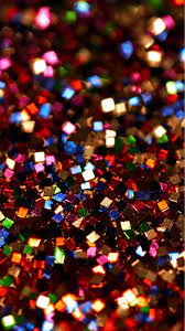 Iphone Live Wallpaper Glitter