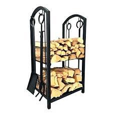 cast iron log holder inspirational fireplace log holder or fireplace log rack with 4 tools indoor cast iron log holder