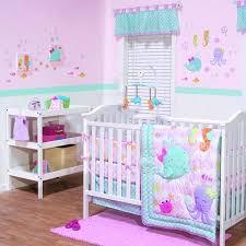 jacana bedding set awesome belle sea sweetie 3 piece girl crib bedding set free crib