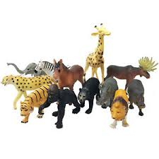 african animals toys. Contemporary Animals Image Is Loading SafariAnimalSet12PieceDifferentVarietiesAfrican Inside African Animals Toys Z