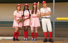 a league of their own costumes