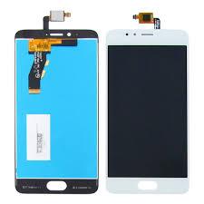 <b>Дисплей Meizu</b> M5s, M612H, белый | с тачскрином | <b>экран</b>, <b>монитор</b>
