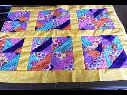 How to #sew #quilt squares borders- Jelly Roll quilt - YouTube & How to #sew #quilt squares borders- Jelly Roll quilt Adamdwight.com