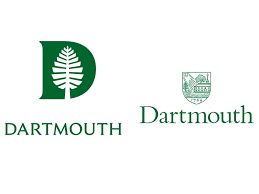 college debuts new branding strategy the dartmouth dartmouth s new logo and typeface left is replacing its previous branding materials right