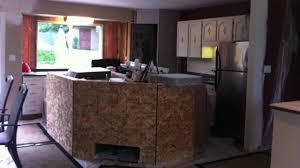 Kitchen Renovation S BiLevel YouTube - Split level house interior