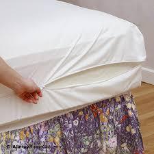 Dust Mite Pillow Covers Cool Pristine Dust Mite Allergen Barrier Mattress Cover AllergyBuyersClub