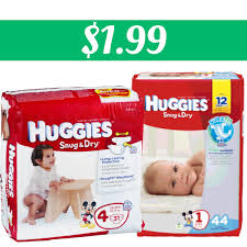 looking for a diaper deal there is a high value publix ecoupon you can use with a to get huggies diapers for just 1 99 per pack