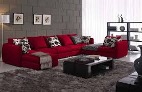living room with red couch pictures. or do i go with grey walls, since that\u0027s the other dominant color in paintings? (well, black/grey) | home decor pinterest paintings, gray and walls living room red couch pictures