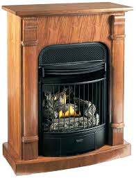 free standing gas fireplace natural gas fireplaces free standing gas log fireplace four in one dual
