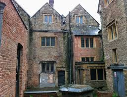 The bargain basement mansion  Historic house which has been a    Halswell    s Tudor buildings date back to when they were built for Robert Halswell  whose