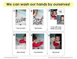 Hand Washing Chart Free Printable Training Happy Hearts Handwashing Chart