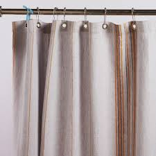 double shower curtain hooks plastic roller moen rings brushed nickel tension rod curved home depot straight