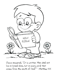Sunday School Coloring Pages For Preschoolers Creation Coloring