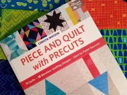 Bonus Blog Hop for Piece and Quilt With Precuts! – Christa Quilts & Piece and Quilt with Precuts Adamdwight.com