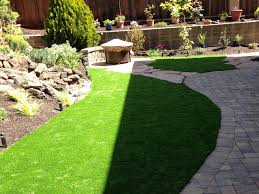 patio pavers with grass in between. Pavers And Grass Patio With In Between E