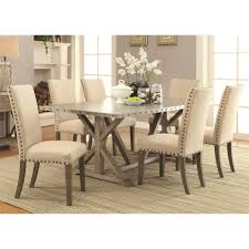 coaster dining room furniture ideas brighten up your dining room with this transitional style table and