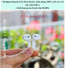 GIÁ SỈ ] [BẢO HÀNH 6 THÁNG] Tai Nghe Airpods 2 Airpod Không Dây Bluetooth |  Đồ chơi điện tử và điều khiển