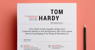 Resume Design Templates Adorable 60 Free Resume Templates To Help You Land The Job