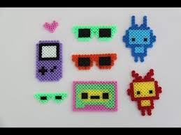Small Perler Bead Patterns Unique Perler Beads Beginners Creations YouTube