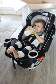 What to look for when choosing a new car seat \u0026 three big reasons why we Moving on Up: Graco 4Ever All-in-1 Convertible Car Seat Review