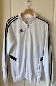 Adidas Socks Size Chart 4042 New Adidas Mens Tiro Track Suit 3 Stripe Navy White Jacket