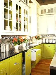 painted kitchen cabinets two colors brilliant kitchen cabinet paint kitchen