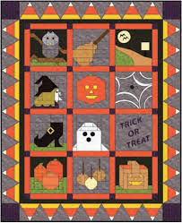 Trick-or-Treat Quilt-Along | Pattern pictures, Free pattern and ... & Free pattern Picture of Trick-or-Treat Quilt-A-Long Adamdwight.com