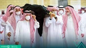 أمير الرياض بالنيابة يؤدي صلاة الميت على الأميرة دلال بنت سعود بن عبد  العزيز | صحيفة تواصل الالكترونية