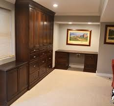 office in a closet design. Walk In Closets, Custom Master Bedroom Closet, Closet Design, Systems Office A Design