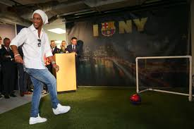 Fc Barcelona Introduces New U S Flagship Office In New York City