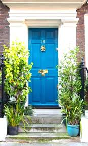 blue front doorFront Doors  17 Best Ideas About Blue Front Doors On Pinterest