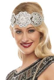 20s Hair Style 1920s style flapper headbands headdresses wigs 2789 by wearticles.com