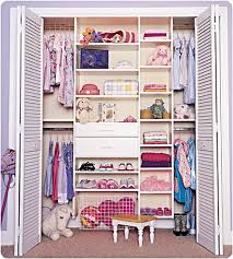 walk in closet ideas for teenage girls. This Neat Closet Has A Wide Variety Of Options For Essential Storage Small Children\u0027s Clothing Walk In Ideas Teenage Girls