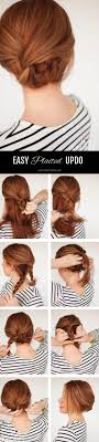 Hair Style Simple best 25 easy hairstyle ideas work hairstyles step 4474 by wearticles.com