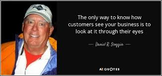 Business Quote Interesting QUOTES BY DANIEL R SCOGGIN AZ Quotes