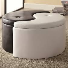 cool storage ottomans  creative living  design for the apartment