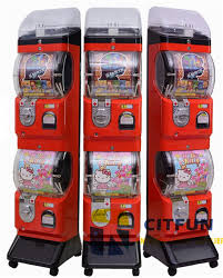 Coin Operated Vending Machines Impressive Candy Machine For 48 Eye Candy