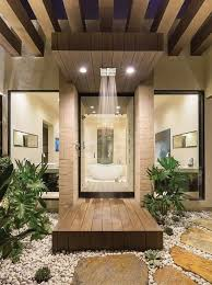 open shower concepts. Awesome Luxury Outdoor Bathrooms Brass Jade Bathroom Shower With Open Concept Concepts