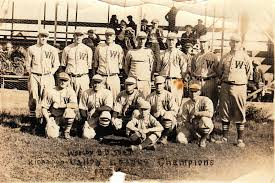 Westby, Wisconsin Remembered: Once Upon A Time — Westby Baseball Team was  the Kickapoo Valley League Campions. The year was 1924.