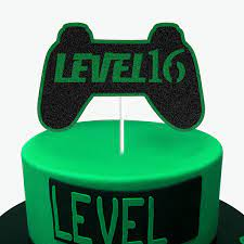 Celebrate your septuagenarian with a party they will love to remember long after the sun sets on their special day. Amazon Com Level 16 Cake Topper Gamepad Happy 16th Birthday Video Game Play Gaming Theme Birthday Party Supplies For Sixteen Years Old Boys Kids Health Personal Care