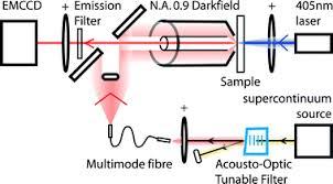 dark field microscopy hyperspectral darkfield microscopy of single hollow gold