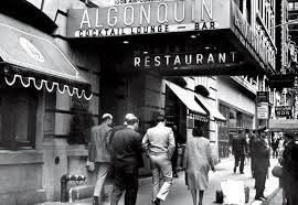 algonquin hotel 1965