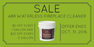 fireplace ad leave a comment abr waterless fireplace cleaner