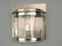 modern outdoor wall lights glass