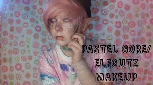 pastel gore elfgutz makeup ppm