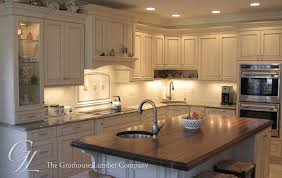large walnut wood countertop kitchen island in new jersey throughout plans 33