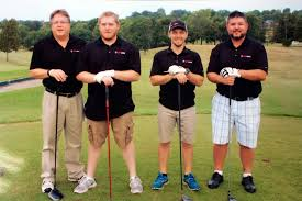 Ram Jack Participates in Golf Tournament Fundraiser