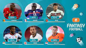 EURO 2020 Fantasy Spieltag 1: Beliebte Spieler | UEFA EURO 2020