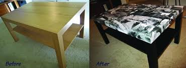 glass coffee table makeover ideas for revamping old coffee table coffee table designs